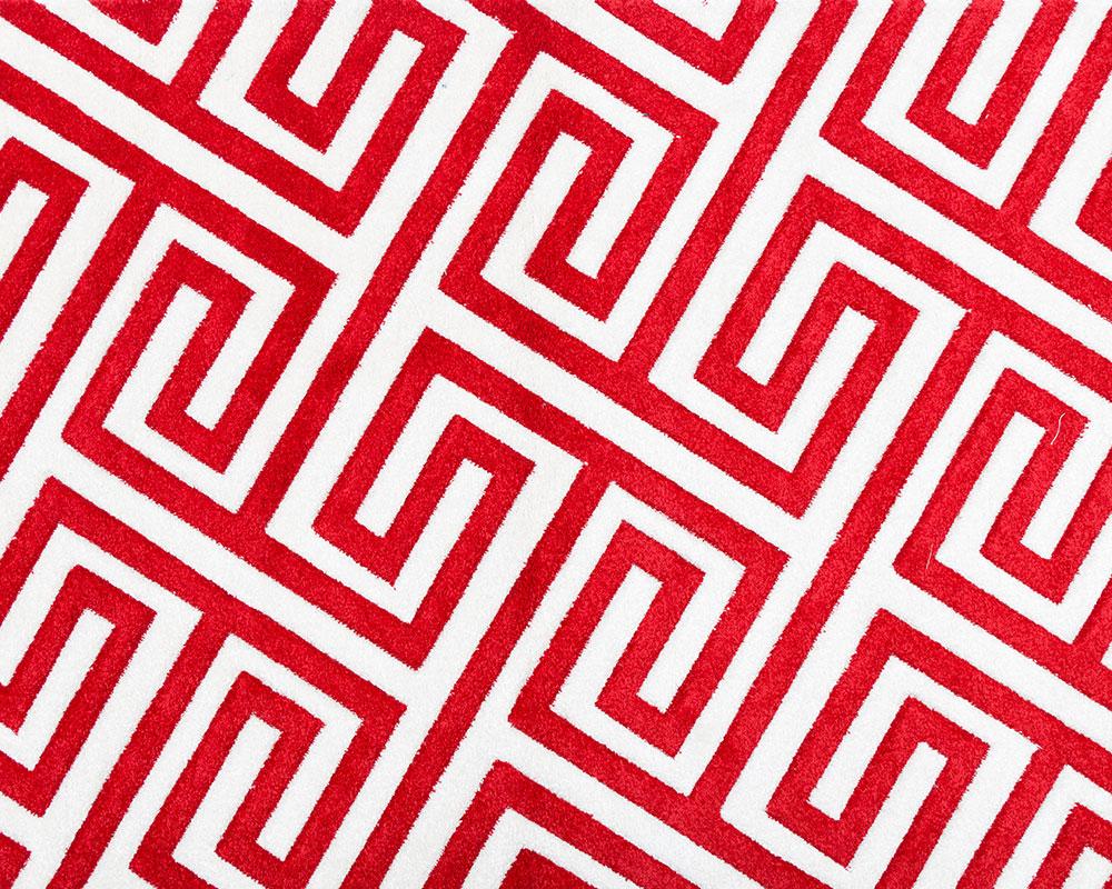 Lorenza - Red/Red