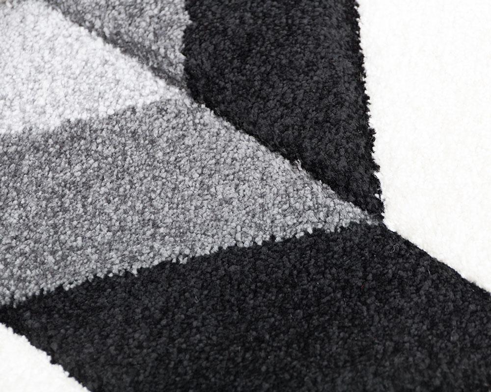 Lorenza - White/Black