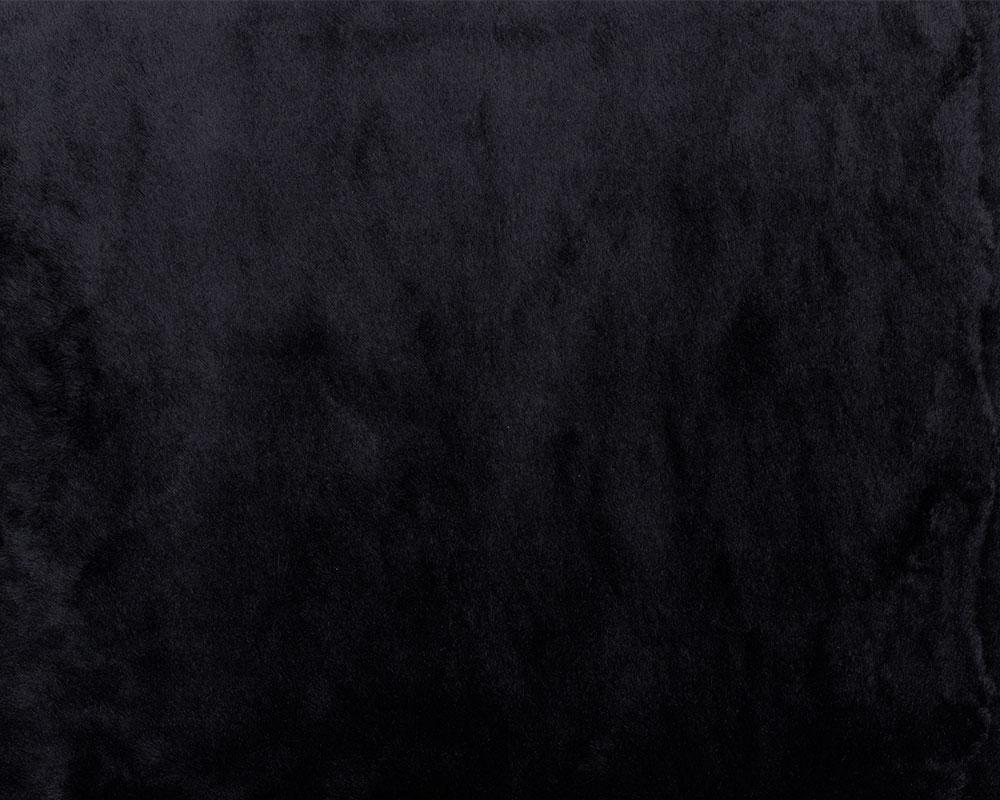 Silk Touch Shaggy - Black